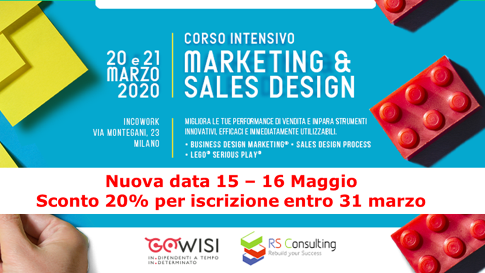 Marketing & Sales Design Training