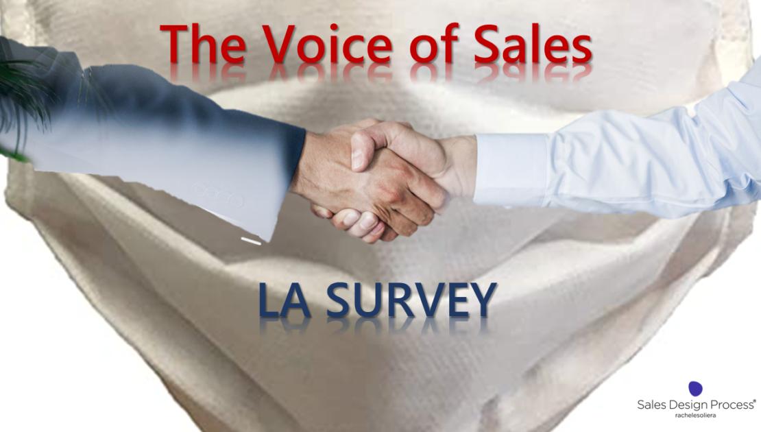 The Voice of Sales _ La Survey