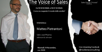 The Voice of Sales