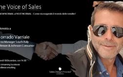 The Voice of Sales - Intervista a Corrado Varriale