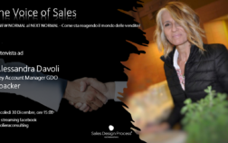 The Voice of Sales - Intervista ad Alessandra Davoli - KAM Loacker