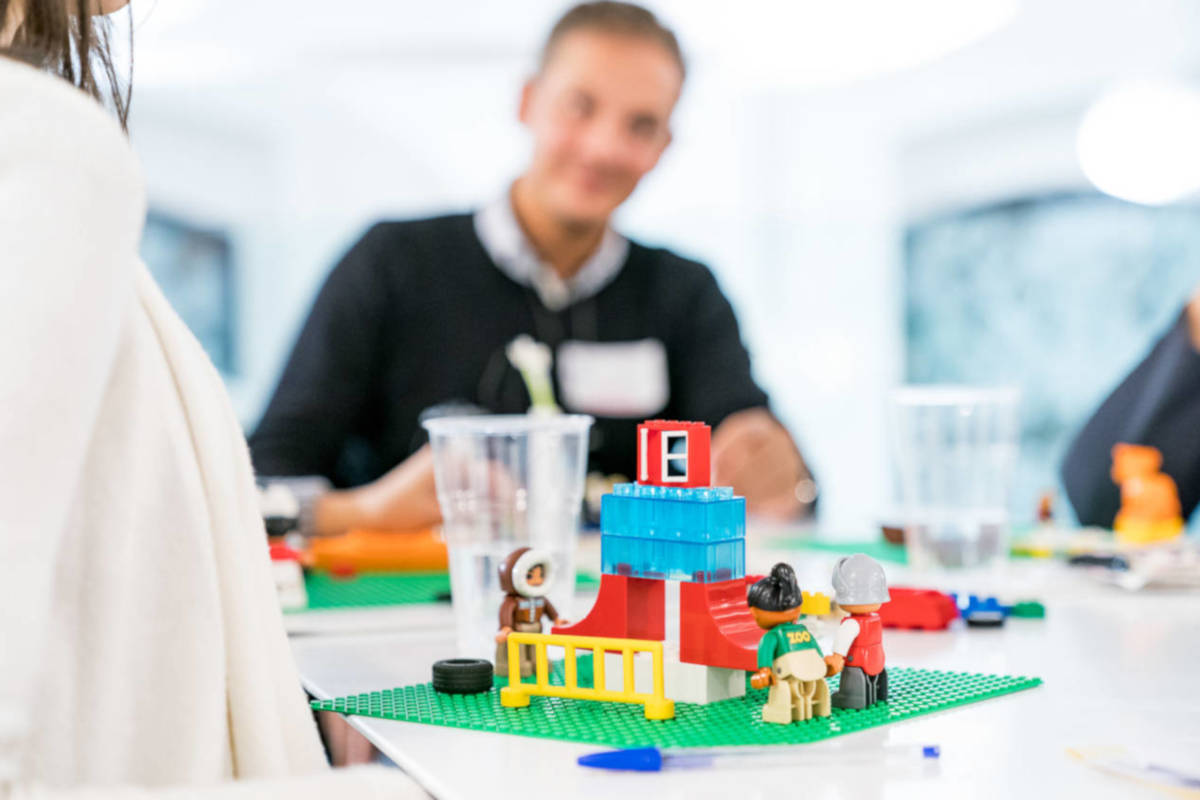 Cartificazione Lego Serious Play